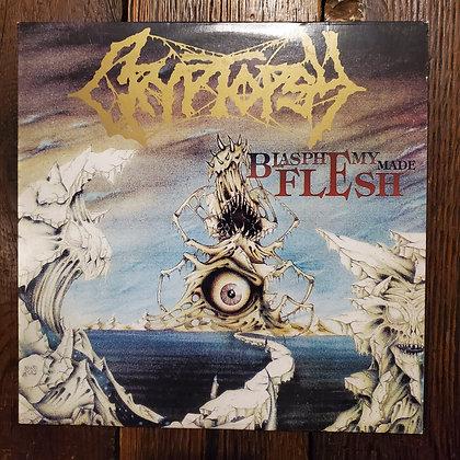 CRYPTOPSY : Blasphemy Made Flesh - Vinyl LP