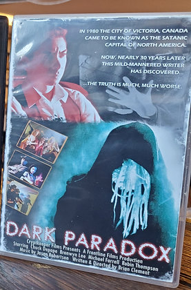 DARK PARADOX - DVD