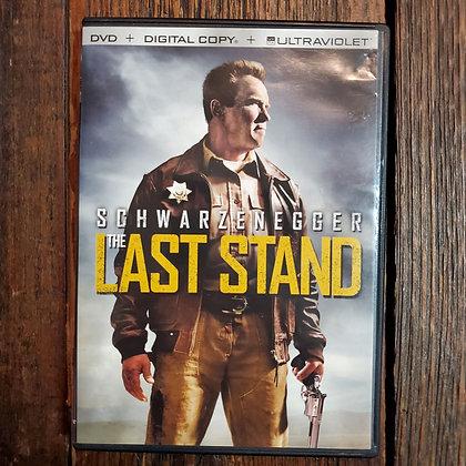 LAST STAND DVD