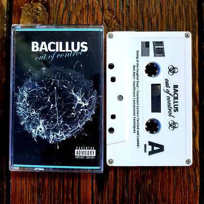 BACILLUS : Out Of Control - Tape