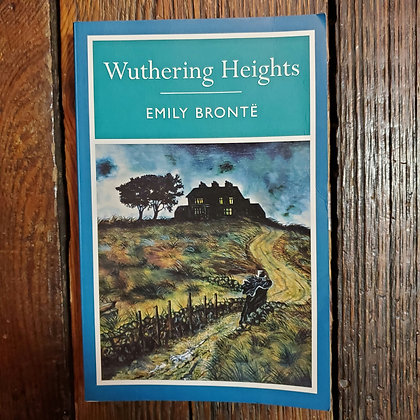 Bronte, Emily : WUTHERING HEIGHTS - Softcover Book