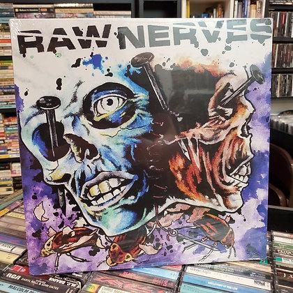 RAW NERVES - Vinyl LP