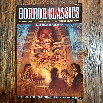 HORROR CLASSICS Volume 10 - Graphic Novel