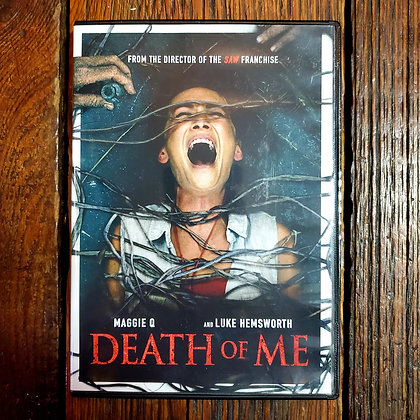 DEATH OF ME - DVD