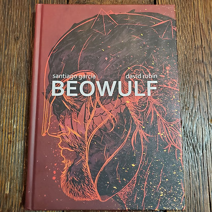 BEOWULF (Hardcover Comic - Santiago García / David Rubín)