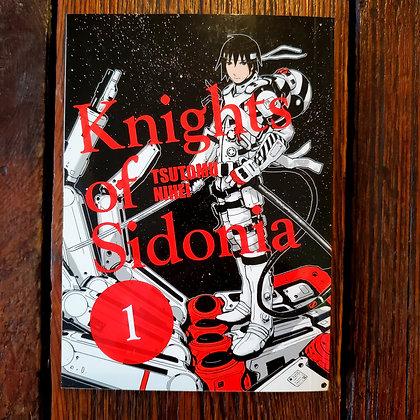 Nihei, Tsutomu : KNIGHTS OF SIDONIA #1 - Manga