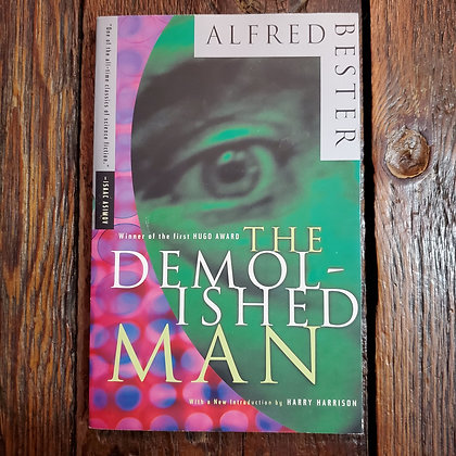 Bester, Alfred : THE DEMOLISHED MAN - Softcover Book