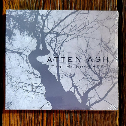 ATTEN ASH : The Hourglass - CD [NEW! Hypnotic Dirge Records]