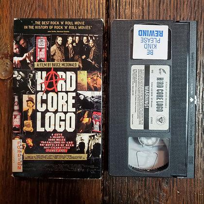 HARD CORE LOGO - VHS