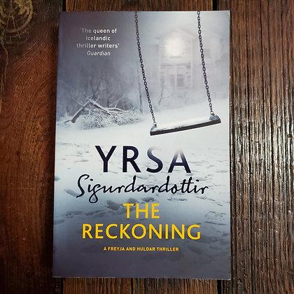 Sigurdardóttir, Yrsa : THE RECKONING - Softcover Book