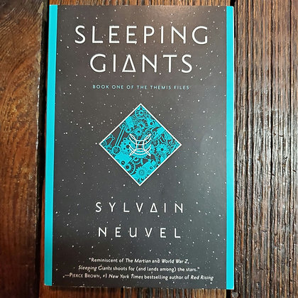 Neuvel, Sylvain : SLEEPING GIANTS - Softcover Book