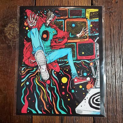 VORTEX JUMPER em fatale MMXX1 - Print by Emily Dylan