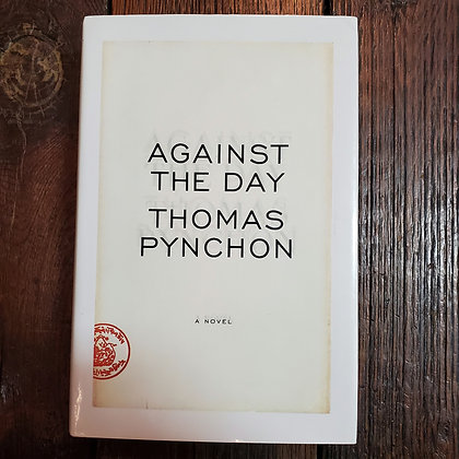 Pynchon, Thomas : AGAINST THE DAY - Hardcover Book