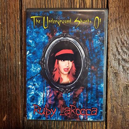 THE UNDERGROUND SHIRTS OF RUBY LAROCCA DVDr