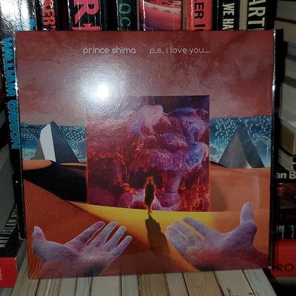 PRINCE SHIMA - P.S. I Love YOU CD