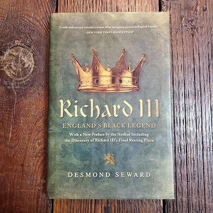 Seward, Desmond - RICHARD III Hardcover