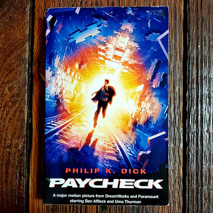 Dick, Philip K : PAYCHECK - Paperback