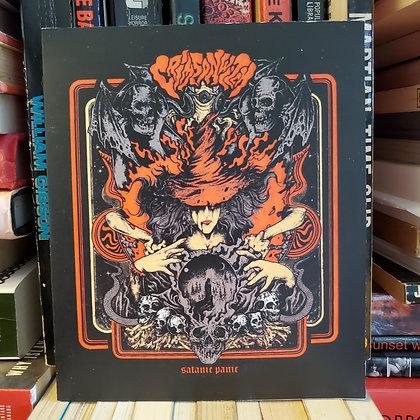 CRIMSON WITCH - Satanic Panic CD
