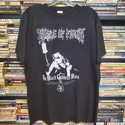 CRADLE OF FILTH The Black Goddess Rises (Large Shirt)