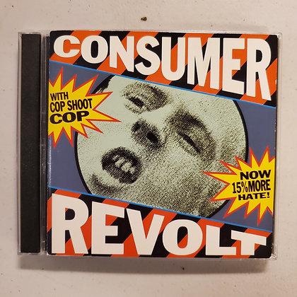 COP SHOOT COP : Consumer Revolt - 1992 CD
