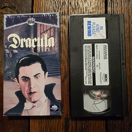 DRACULA - VHS