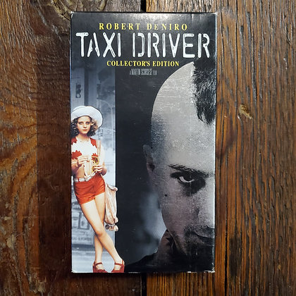 TAXI DRIVER - VHS