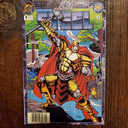 Annual STEEL #1 - Comic Book