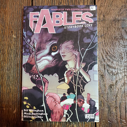 FABLES : Storybook Love - Graphic Novel #3