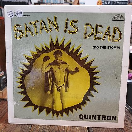 QUINTRON - Satan Is Dead • [Rare Vinyl LP]