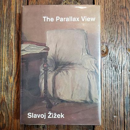 Žižek, Slavoj : THE PARALLAX VIEW - Hardcover Book