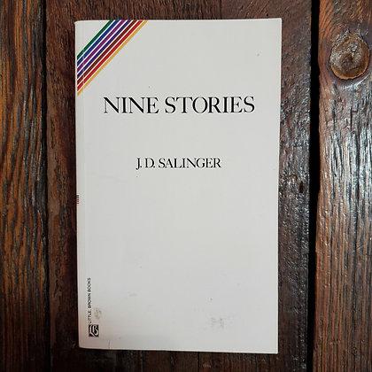 Salinger, JD : NINE STORIES - Paperback Book