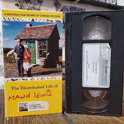 The illuminated life if MAUD LEWIS - VHS