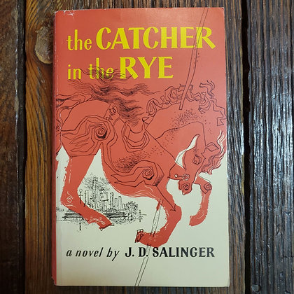 Salinger, JD : THE CATCHER IN THE RYE - Paperback