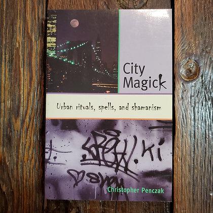 Penczak, Christopher : CITY MAGICK - Softcover Book