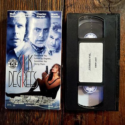 SILK DEGREES - VHS (Rare Screening Copy)