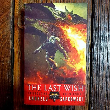 Sapkowski, Andrzej : THE WITCHER : THE LAST WISH - Paperback