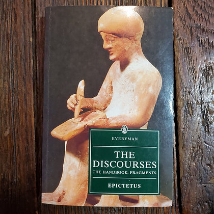 Epictetus : THE DISCOURSES - Softcover Book