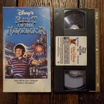 FLIGHT OF THE NAVIGATOR - VHS
