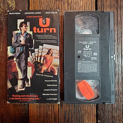 U TURN - VHS