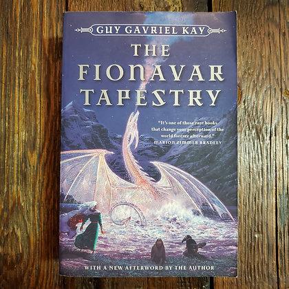 Kay, Guy Gavriel : THE FIONAVAR TAPESTRY - Softcover Trilogy