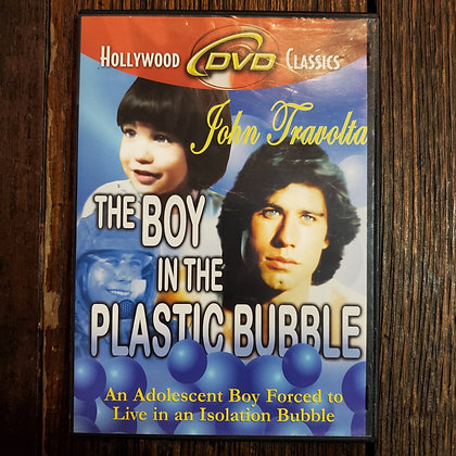 THE BOY IN THE PLASTUC BUBBLE DVD