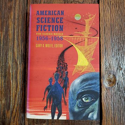AMERICAN SCIENCE FICTION 1956-1958 (5 Novels)