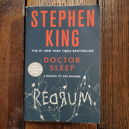 King, Stephen: DOCTOR SLEEP - Softcover Book