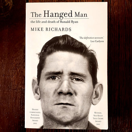 Richards, Mike : THE HANGED MAN - Softcover Book