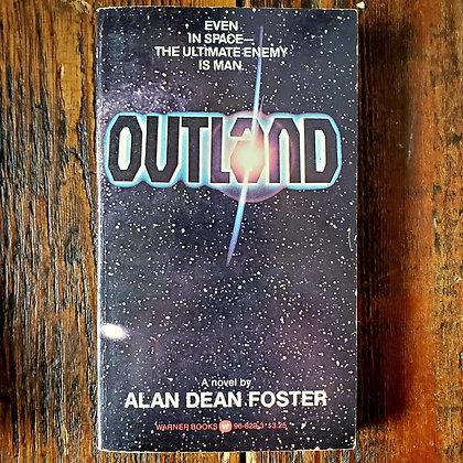 Foster, Alan Dean : OUTLAND - Paperback