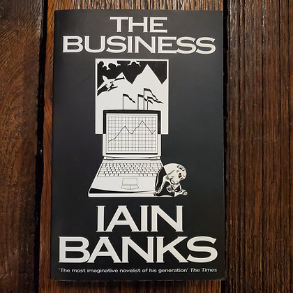Banks, Iain : THE BUSINESS - Softcover Book