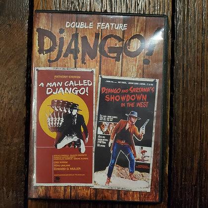DJANGO Double Feature - DVD