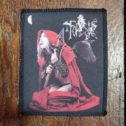 FOREST (pre-Unworship) - Cloth Patch