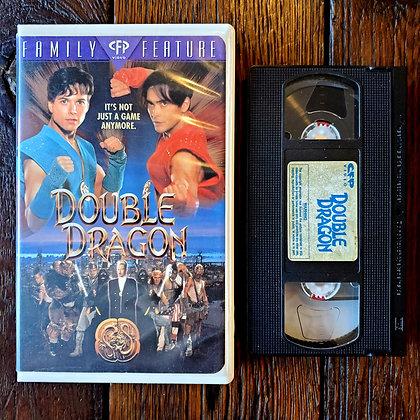 DOUBLE DRAGON - VHS