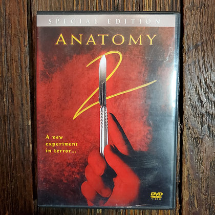 ANATOMY 2 - DVD